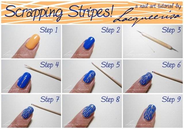 Lovely Nail Tutorials For All Ages Fashion Diva Design