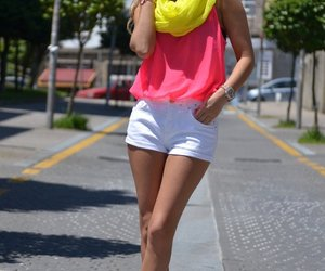 fashion, outfit, and summer outfit image