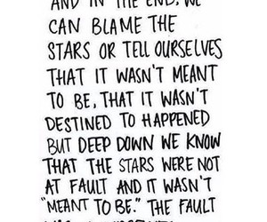 quote, tfios, and john green image