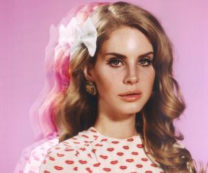 lana del rey, pink, and lana image
