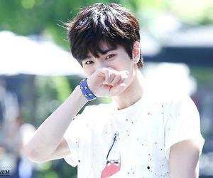 L, infinite, and sungjong image