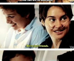 love and the fault in our stars image
