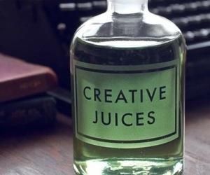 creative and juice image