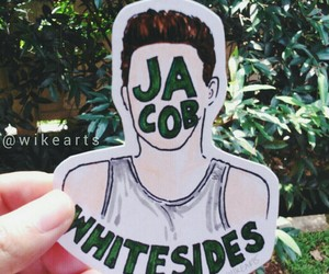 jacob whitesides and drawing image