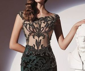 dress, dany tabet, and fashion image