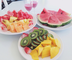 food, girly, and healthy image