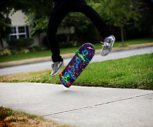 skate, boy, and cool image