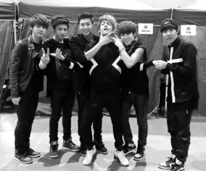 bts, jin, and bangtan boys image