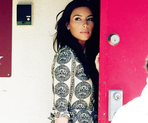fashion, kim kardashian, and north west image