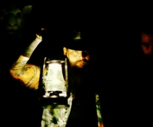 facebook cover, bray wyatt, and in dark image