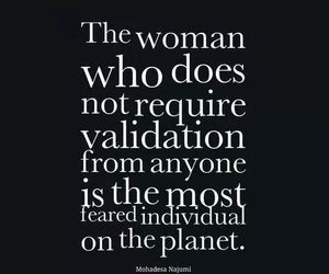 quotes, woman, and life image