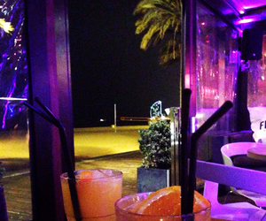 Barcelona, coctail, and night image