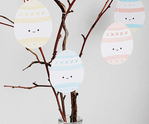 decor, diy, and easter image