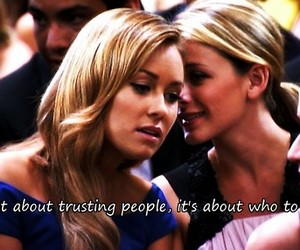 quote, the hills, and lauren conrad image