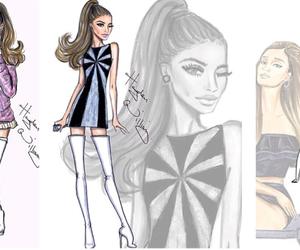 drawings, icons, and princess image