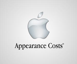 apple, illustration, and Logo image