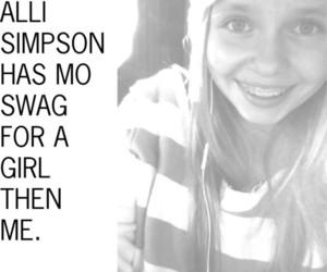 alli simpson and swag alli simpson image
