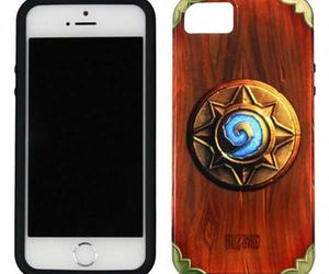 hearthstone, protective case, and iphone 5 case image