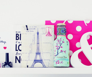 girly, cute, and paris image
