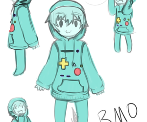 bmo and cute image