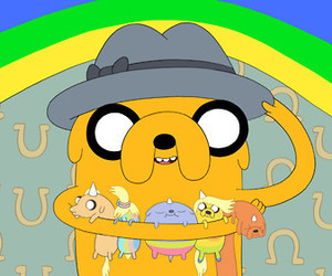 child and adventure time image