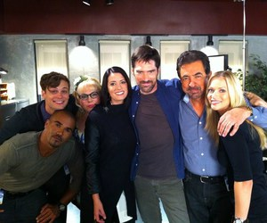 criminal minds, spencer reid, and shemar moore image