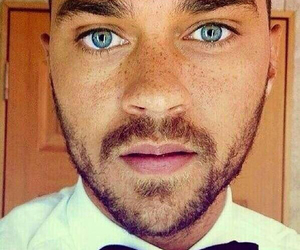 grey's anatomy, jesse williams, and eyes image
