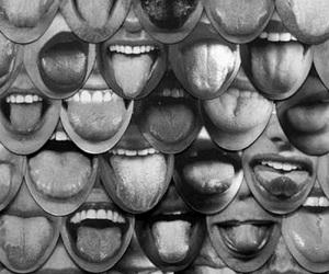 mouth, tongue, and lips image
