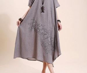 clothing, sundress, and women dress image