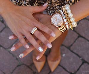 bijou, girl, and nails image