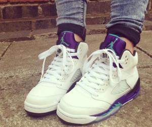 jordan and sneakers image