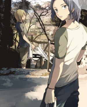 anime, yowamushi pedal, and aoyagi hajime image