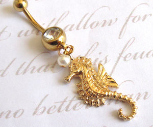 belly button ring, unique gift, and belly button jewelry image
