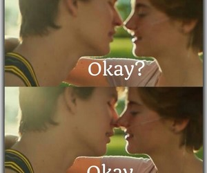 gus, the fault in our stars, and hazel grace image