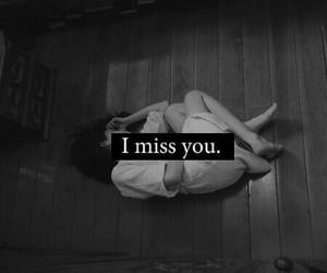 alone, dark, and heartbreak image