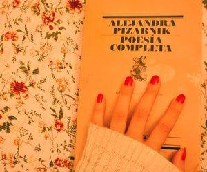 photography, poesia, and alejandra pizarnik image