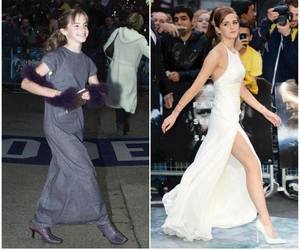 emma watson, harry potter, and dress image