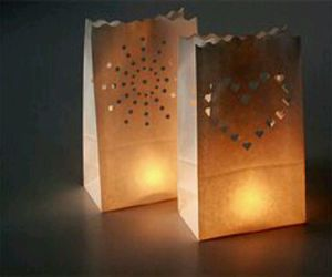 light, Paper, and pretty image