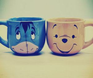 aww, Pooh bear, and add a tag image
