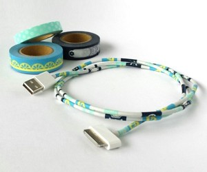 diy, Easy, and washi tape image