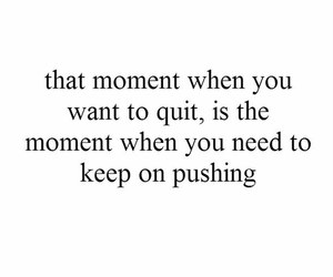 quit and quotes image