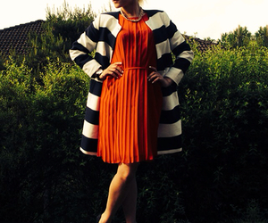 blog, dress, and look book image