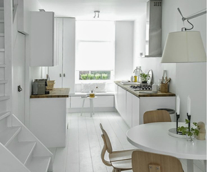 decor, kitchen, and modern image