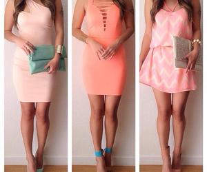 dress, night, and Hot image