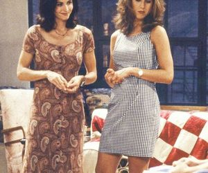 monica geller, friends, and rachel green image
