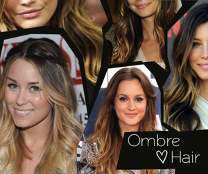 jessica biel, ombre hair, and lauren conrad image
