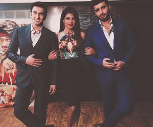 bollywood, priyanka chopra, and ranveer singh image