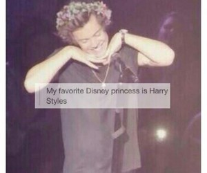 Harry Styles, princess, and cute image