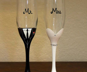 mr, wedding, and mrs image