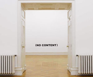 empty, gallery, and white image
